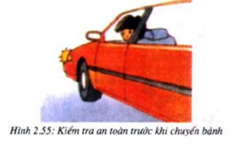 Kiểm tra an toàn trước khi cho xe oto lăn bánh