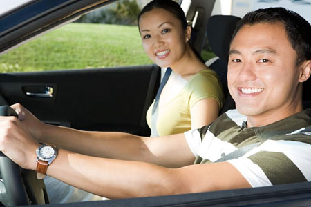 lái xe oto an toàn