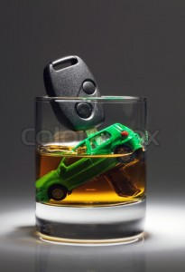 Không uống rượu khi lái xe oto