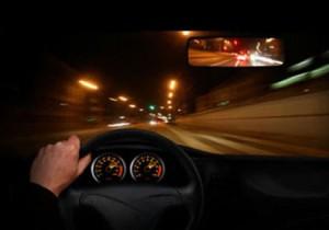 Hạn chế lái xe oto trong đêm tối