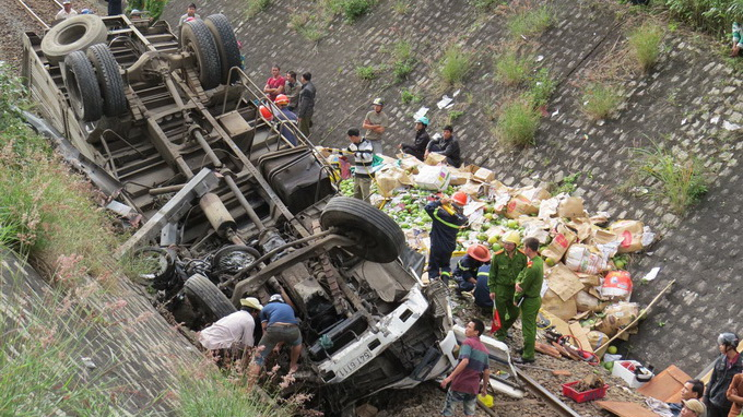 Ba ngày tết: 80 người tử vong do tai nạn giao thông