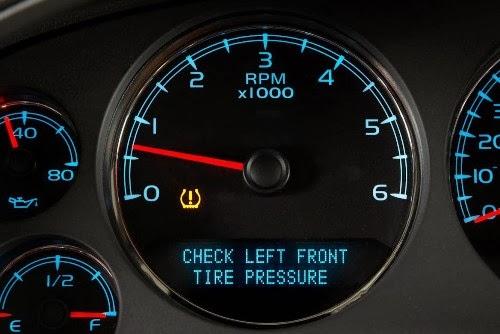 Lốp non hơi là nguyên nhân gây tai nạn xe oto