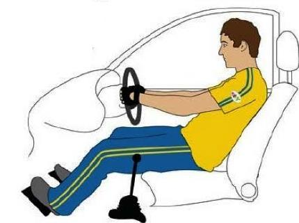 Những lỗi cơ bản nhất khi lái xe oto