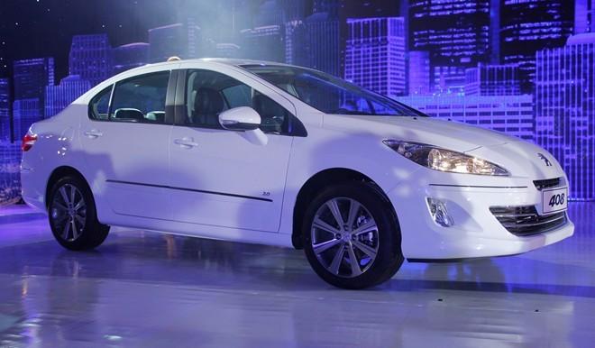 Xe oto Peugeot 408 giảm giá hơn 100 triệu đồng tại Việt Nam
