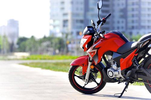 Rò rỉ hình ảnh xe máy côn tay mới sắp ra mắt thị trường Việt