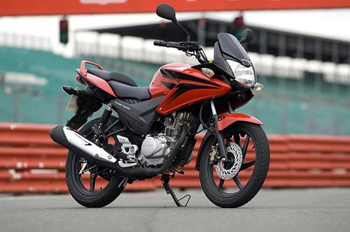 Mẫu xe mô tô Honda CBF125 - nakedbike mới vô cùng đắt khách
