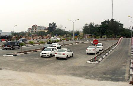 Học lái xe oto tại quận Thanh Xuân