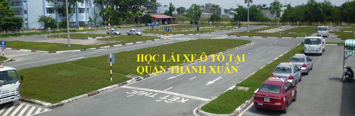 Học bằng lái xe oto B2 rẻ nhất tại Quận Thanh Xuân, uy tín chất lượng