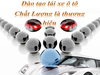 Học bằng lái xe o to tại Quận Hà Đông giá rẻ trọn gói, uy tín chất lượng nhất Hà Nội