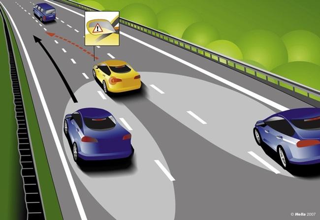Quy định vượt xe và chuyển hướng xe khi tham gia giao thông