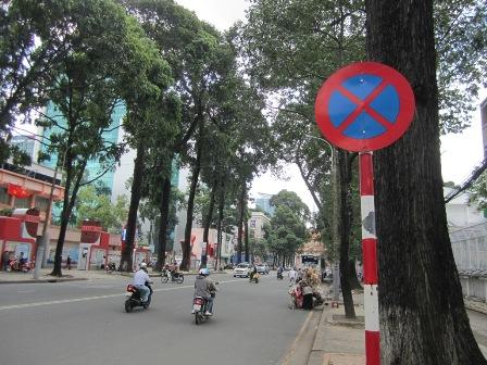 Tránh xe đi ngược chiều và dừng đỗ xe trên đường bộ như thế nào ?