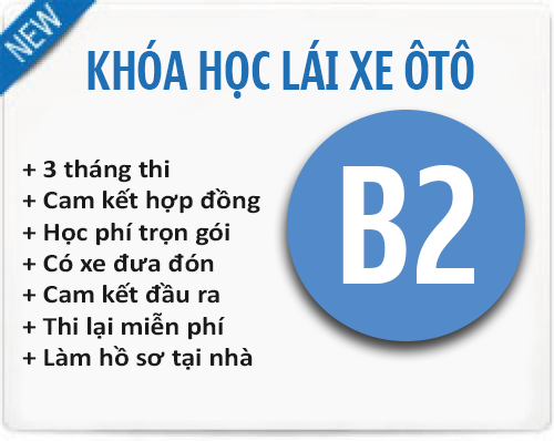 Học bằng lái xe oto trọn gói, học thực hành thoải mái tại TP Hồ Chí Minh