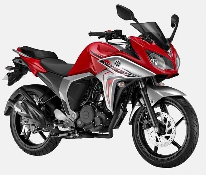 Yamaha ra mắt xe côn tay Fazer Fi V2.0 giá chưa đến 30 triệu